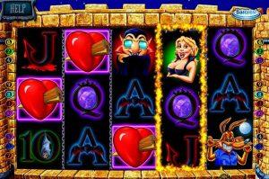 Desembalaje de la tragamonedas Ooh Aah Dracula para jugadores con dinero real
